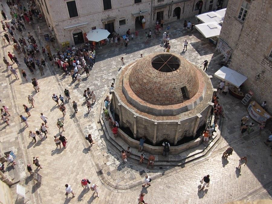 Onfrio Fountain Dubrovnik