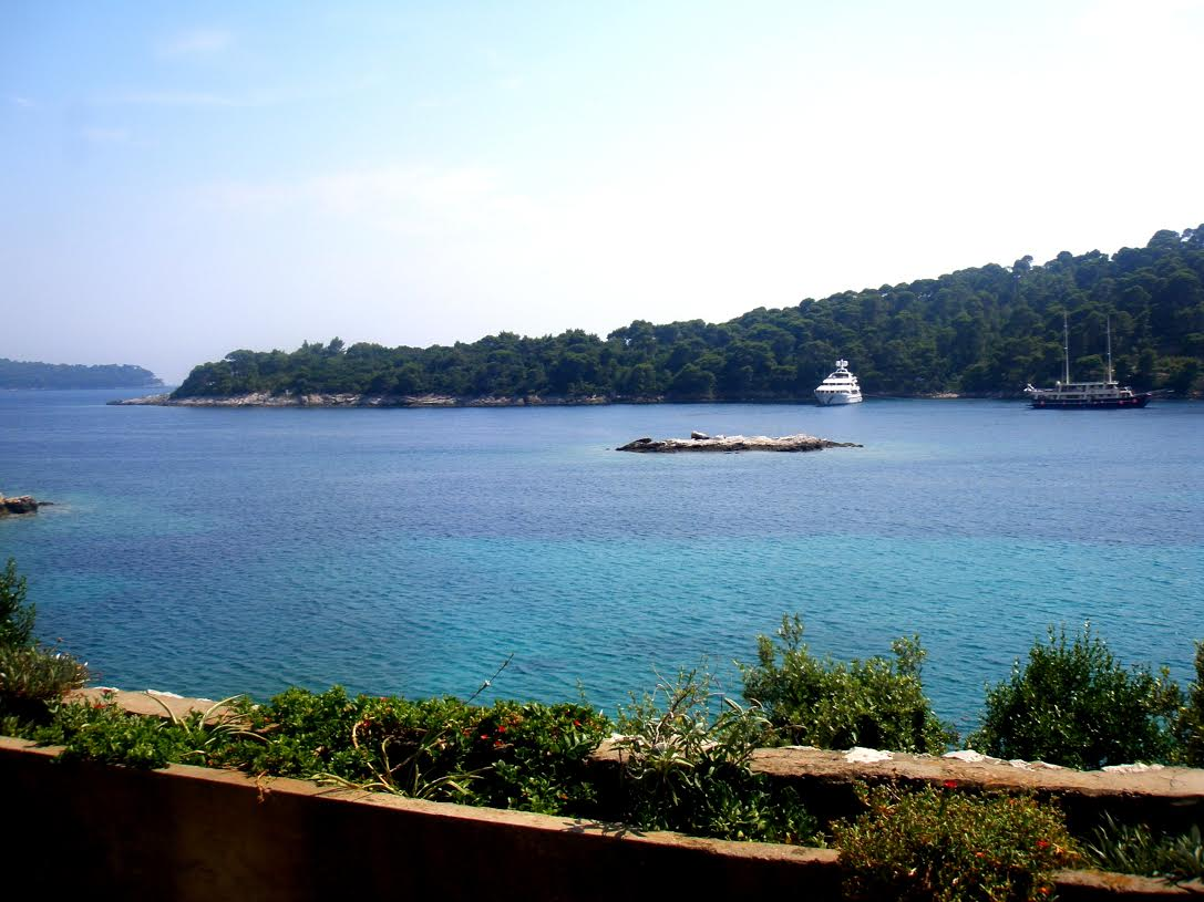 sipan island go dubrovnik travel
