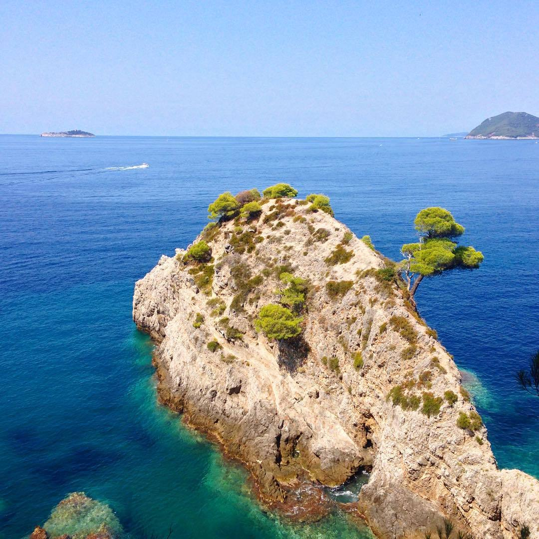 Top beaches in Dubrovnik - godubrovnik