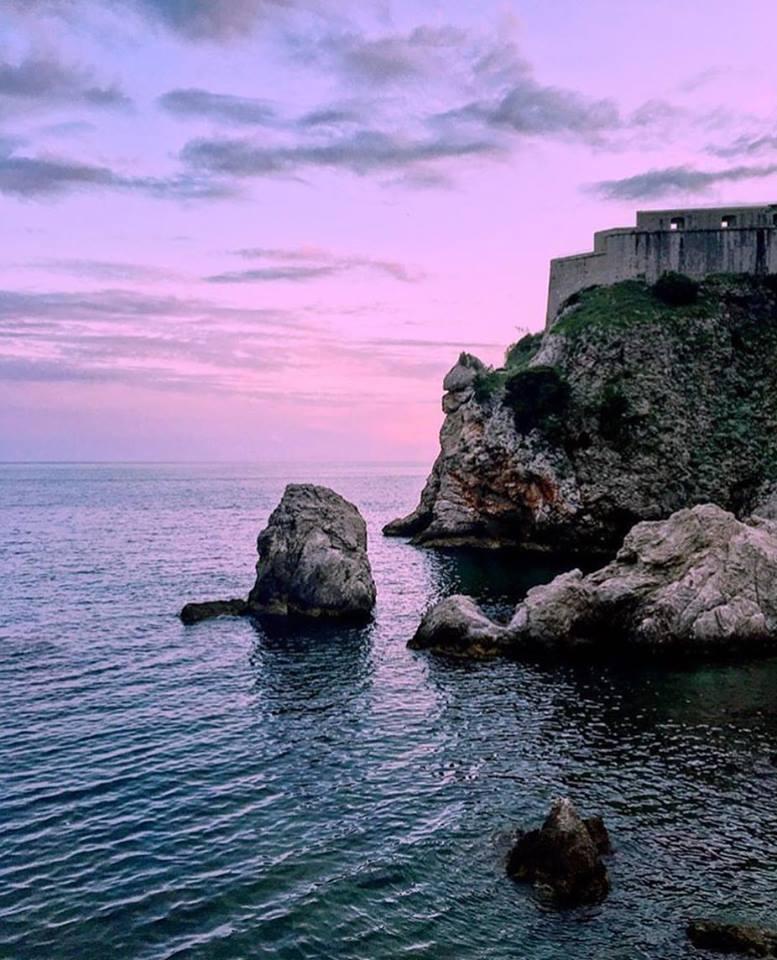 city walls Fortress monuments Dubrovnik GoDubrovnik Sponza Stradun Street Lovrjenac