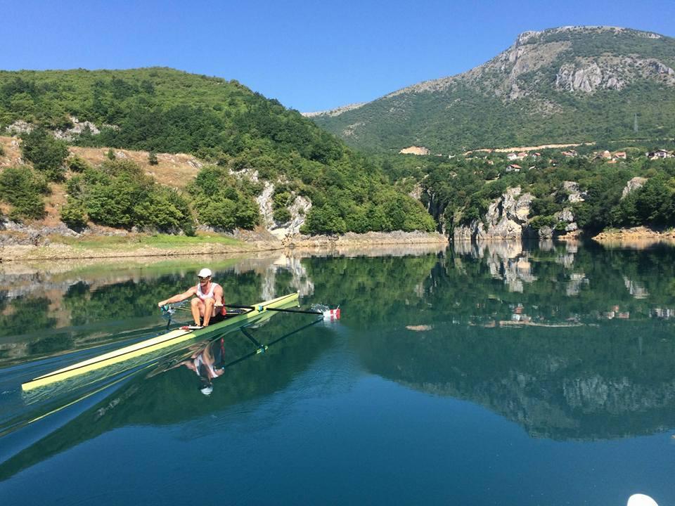 Damir Martin Dubrovnik Olympic games Restorant Bowa
