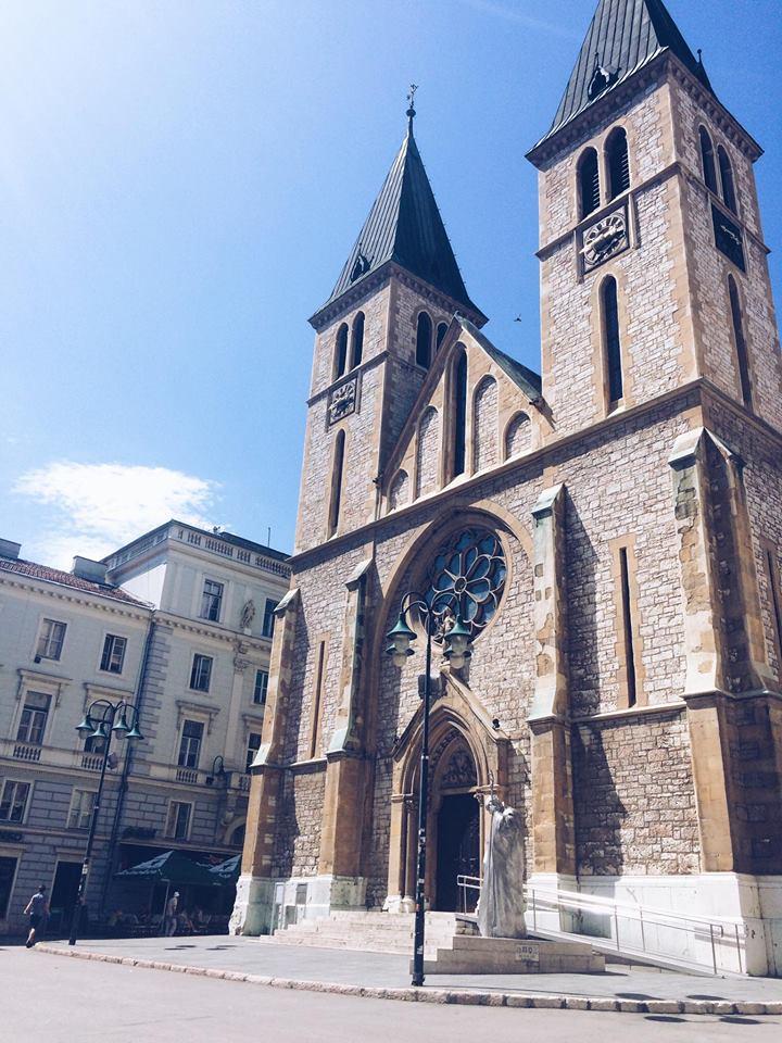 Sarajevo Dubrovnik story city