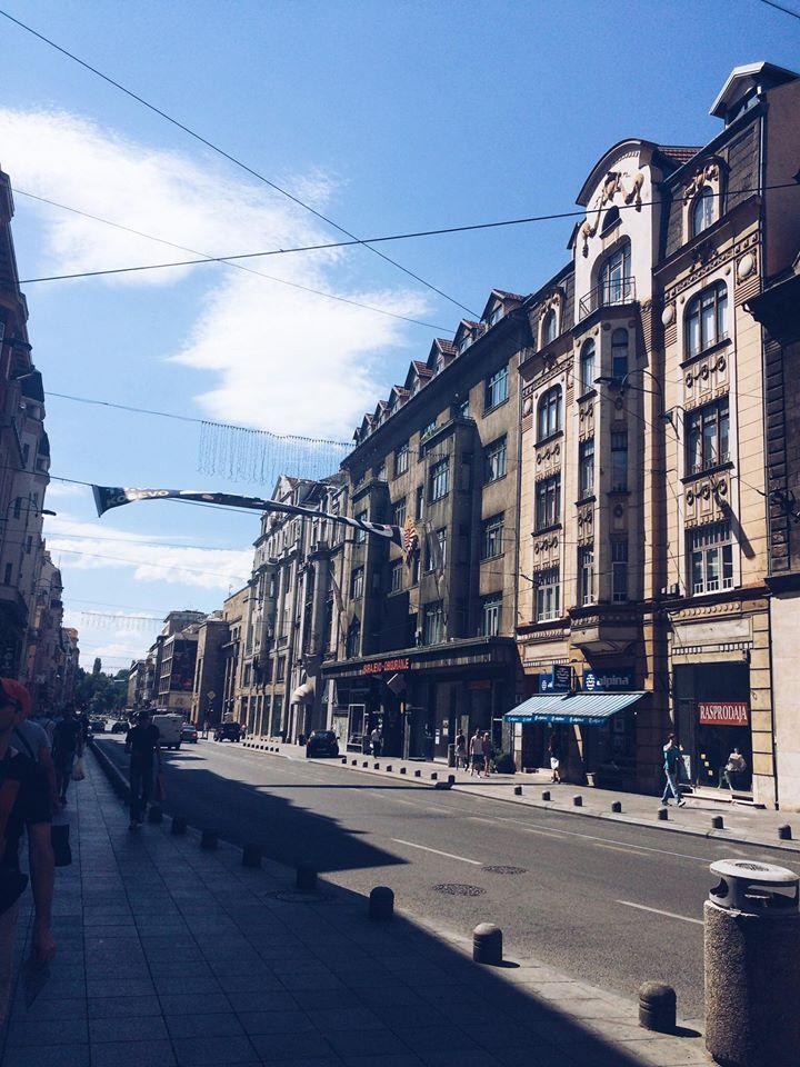 Sarajevo Dubrovnik story city street