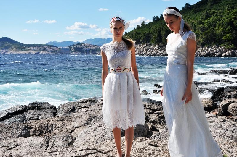 Costume designer Ieva Immertreija Dubrovnik style fashion Doris Raguž