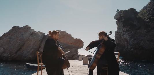 2 cellos dubrovnik music