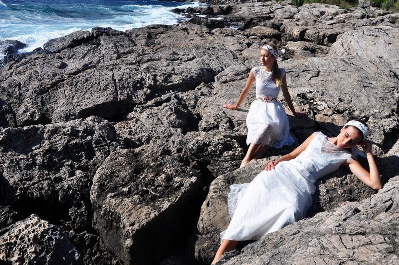 dress Costume designer Ieva Immertreija Dubrovnik style fashion Doris Raguž