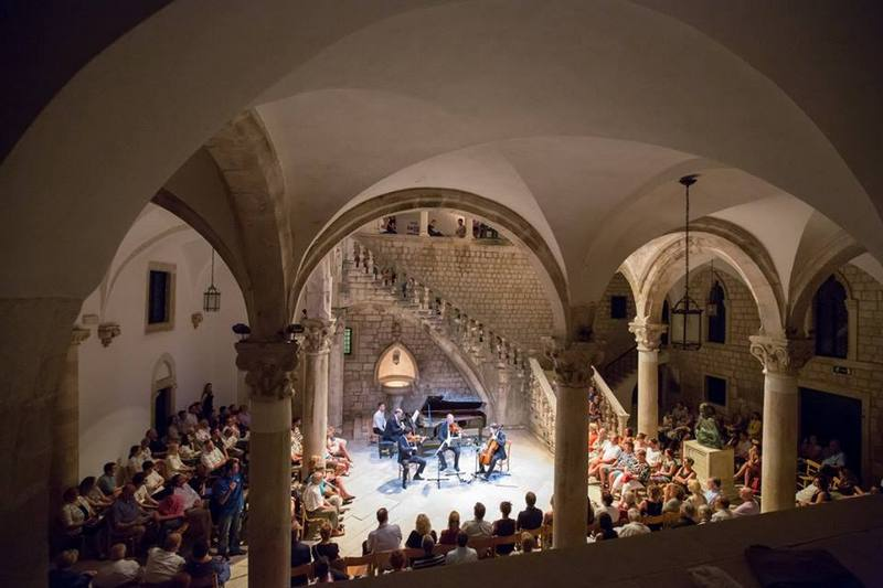 culture GoDubrovnik International Late Summer Music Festival Dubrovnik