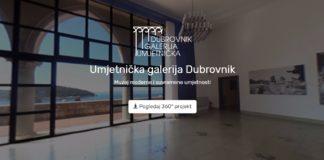 VR Dubrovnik 360 projekt