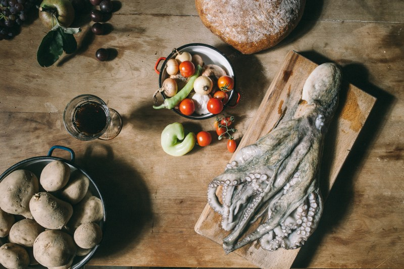 Forking Croatia gastro food Think Croative Dubrovnik