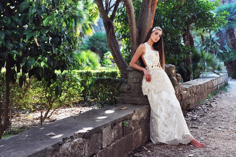 Costume designer Ieva Immertreija Dubrovnik style fashion Doris Raguž GoDubrovnik Adriatic