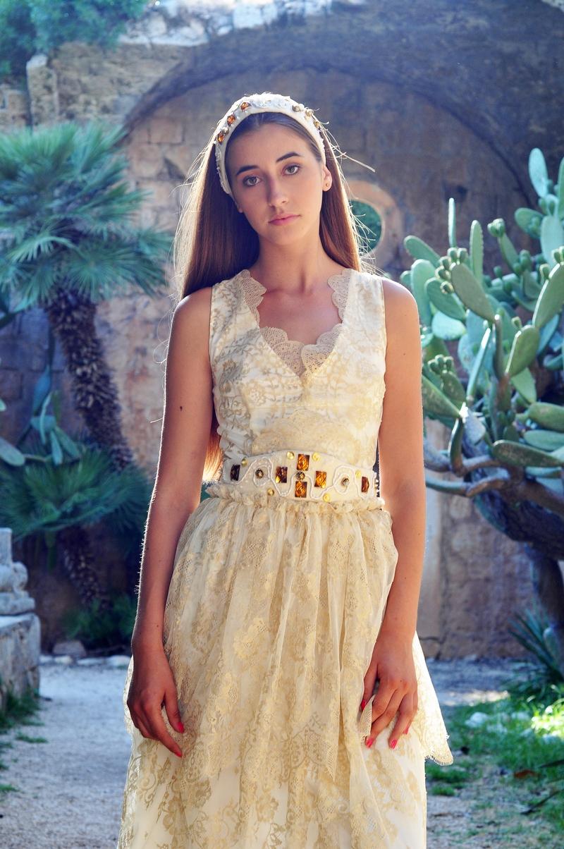 Costume designer Ieva Immertreija Dubrovnik style fashion Doris Raguž GoDubrovnik set summer