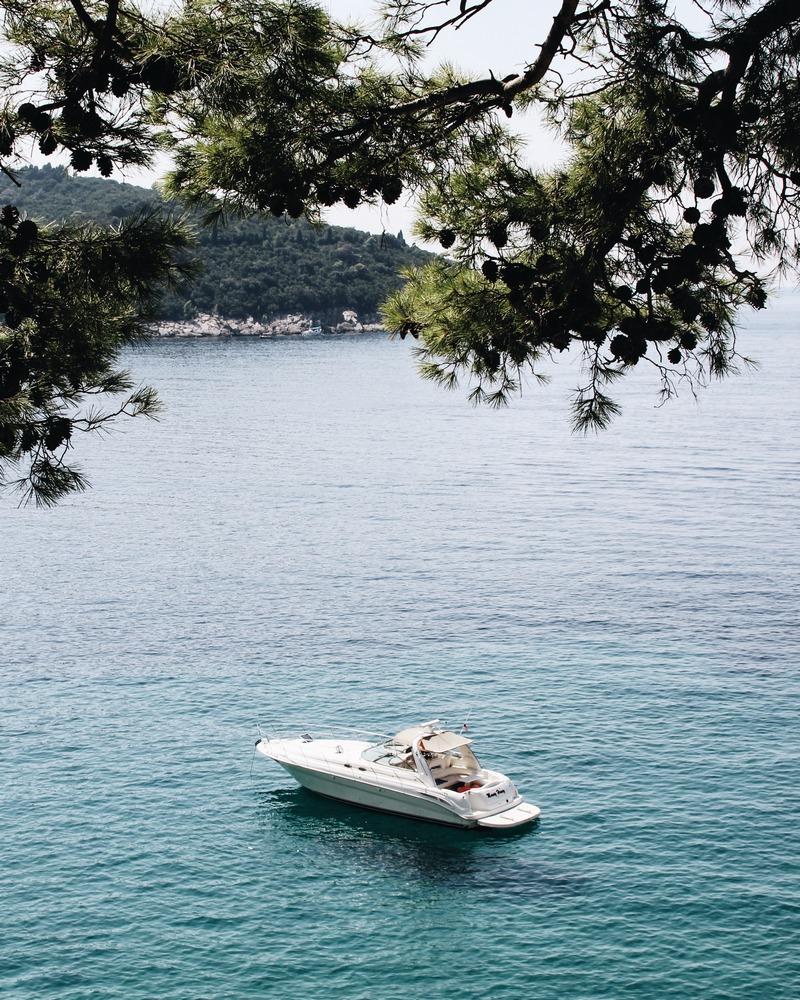 Boat Streets love Dubrovnik sea