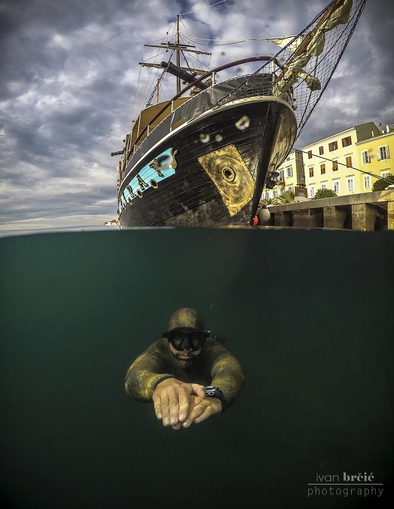 underwater photo Ivan Brcic Mali Losinj