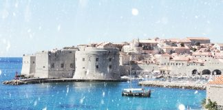 dubrovnik weather snow in dubrovnik