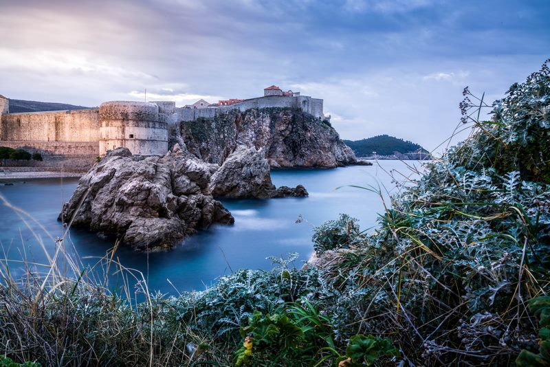 walls of dubrovnik travel