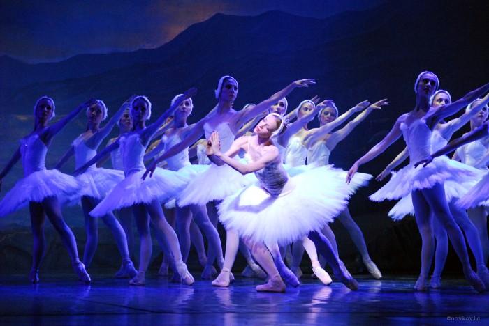 ballet swan lake dubrovnik