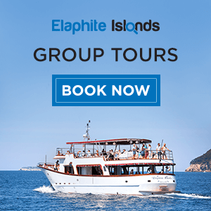 Elaphite islands group boat tours Dubrovnik