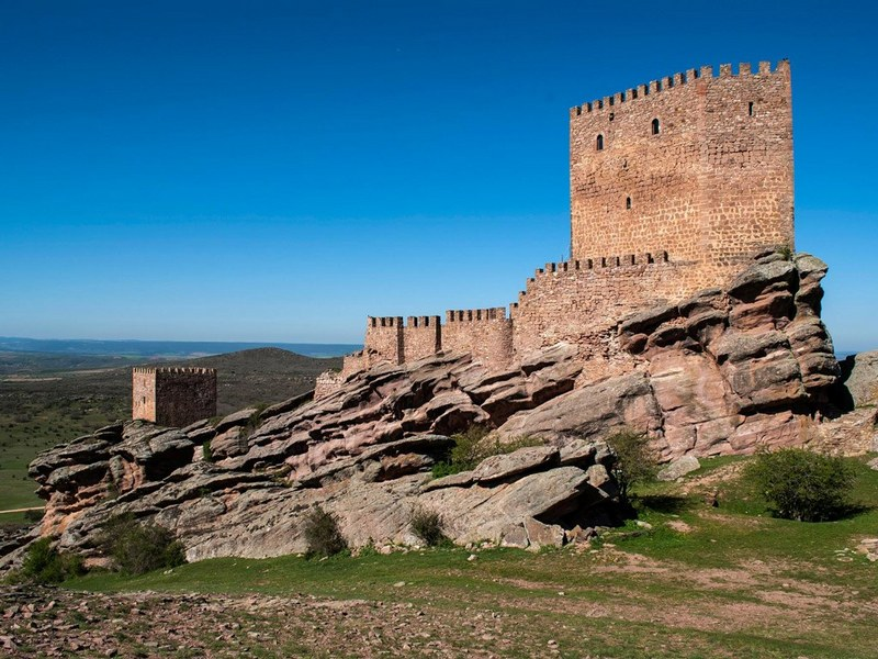 Campillo de Dueñas, Spain Game of Thrones