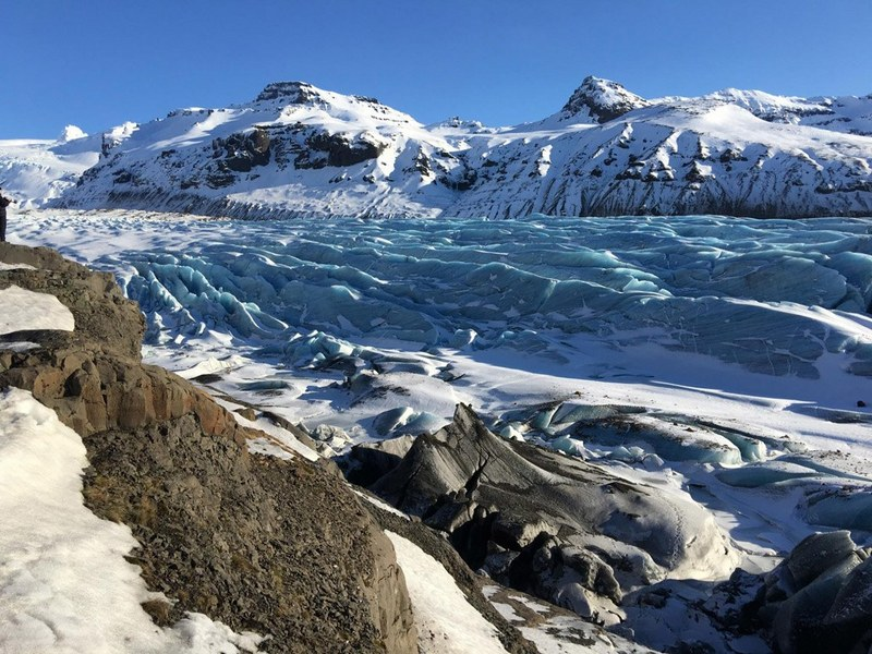 Vatnajokull National Park Iceland Game of thrones