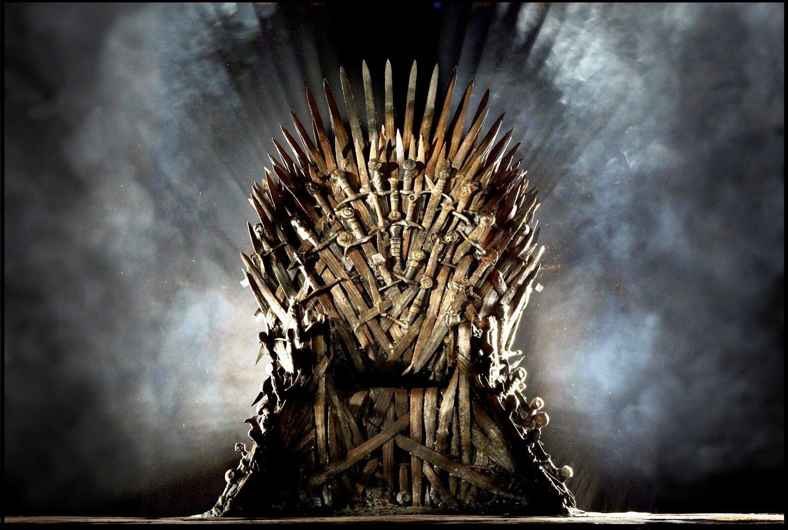 Iron Throne Lokrum Island Dubrovnik Game Of Thrones