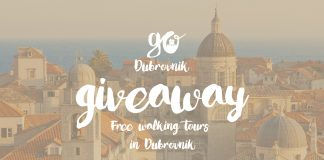 giveaway free walking tours Ivan Vukovic