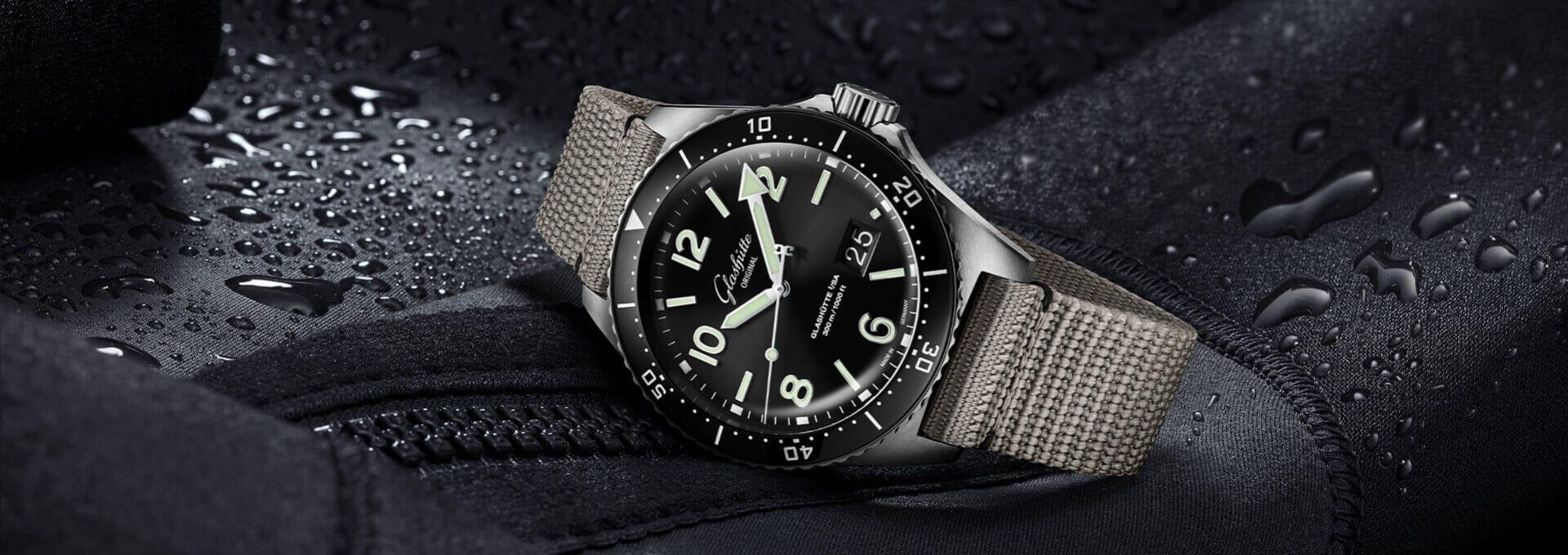 Glashutte Watch