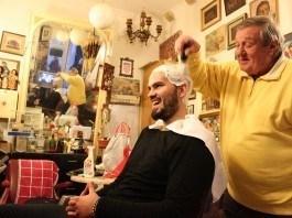 The barber in Dubrovnik - godubrovnik