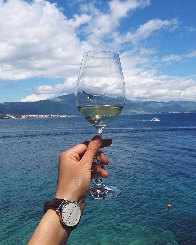 Josipa Dragun Biology Instagram travel Dubrovnik GoDubrovnik details Korcula Island