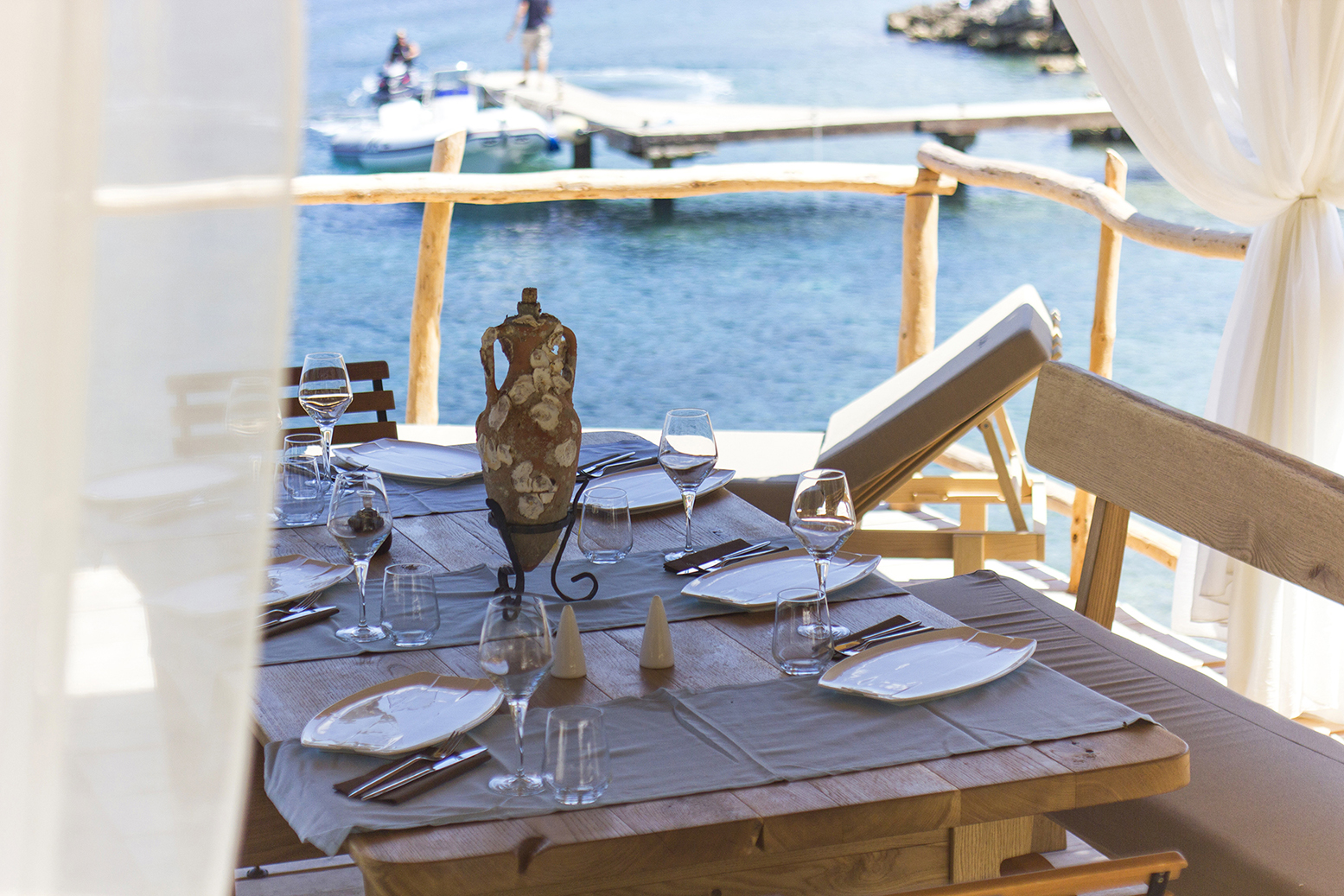 restaurant BOWA Sipan Dubrovnik GoDubrovnik Forbes