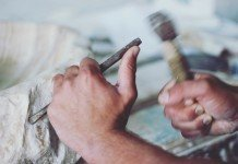 people of dubrovnik - The Stonemason - go dubrovnik