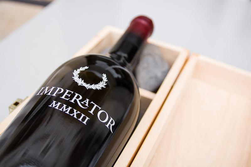 klarisa imperator vino