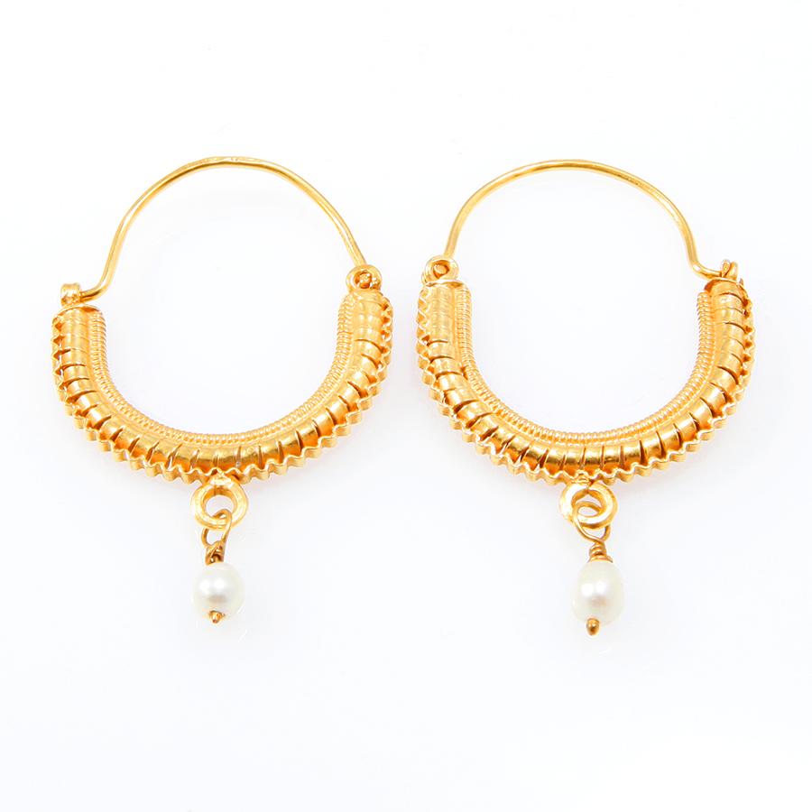 Konavle earrings Souvenirs from Dubrovnik