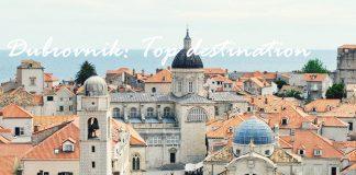 top destination Dubrovnik coast CNN