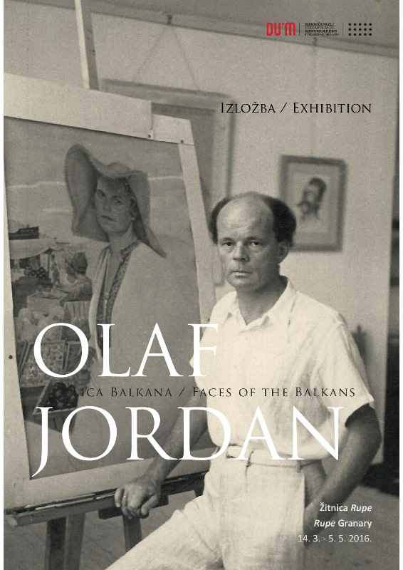 Olaf jordan dubrovnik art gallery godubrovnik