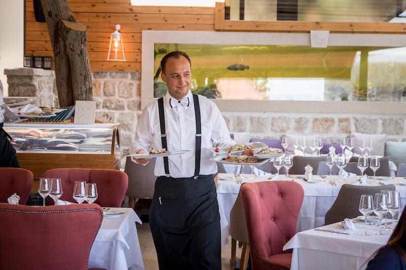 ana rucner restoran posat fine dining