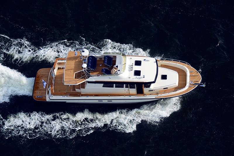 targa yacht