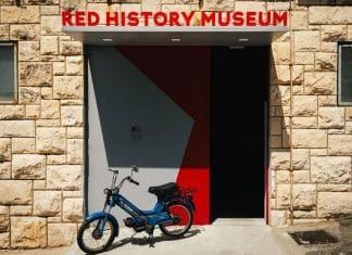 red history museum dubrovnik