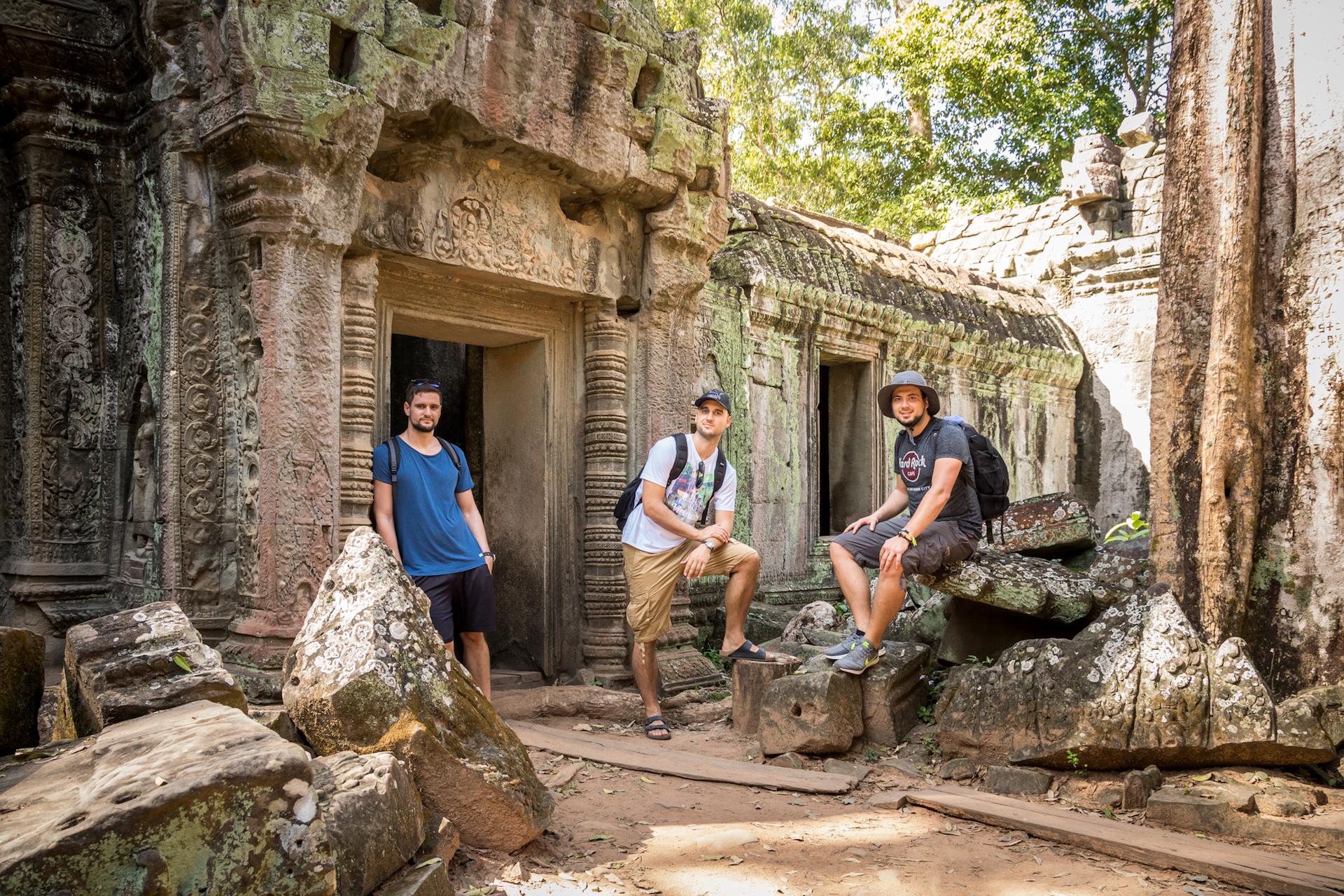 angkor wat kambodža