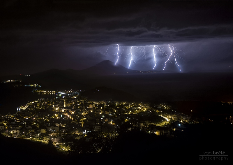 thunder photo Ivan Brcic