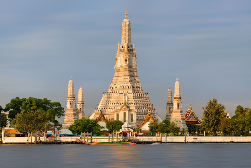 wat arun in sunrise