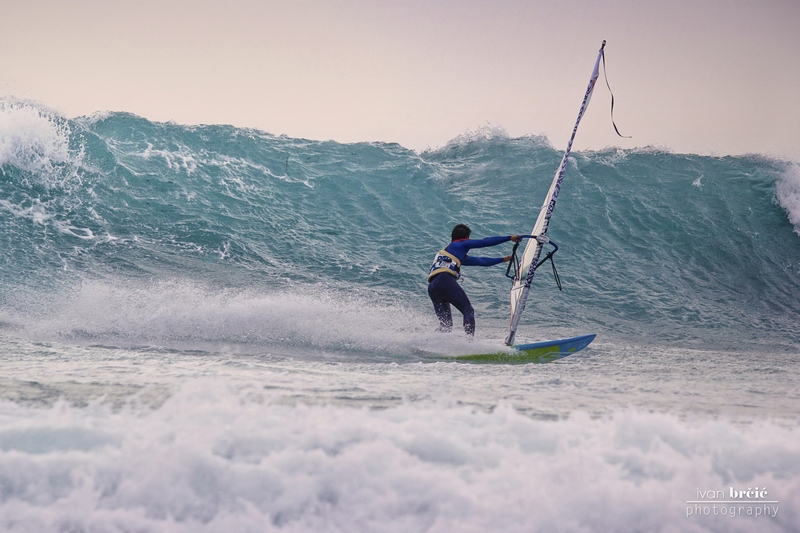 wind surfing photo Ivan Brcic
