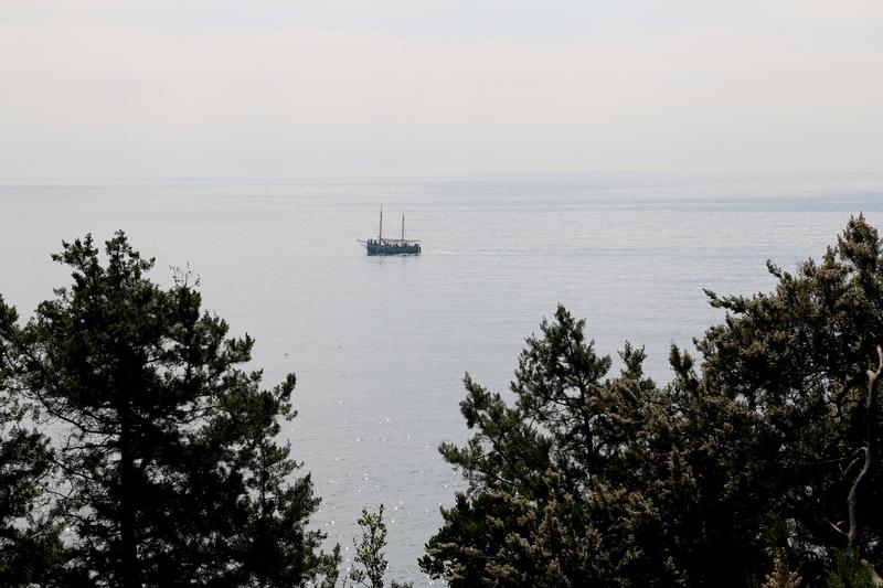 Adriatic Sea Lokrum Island