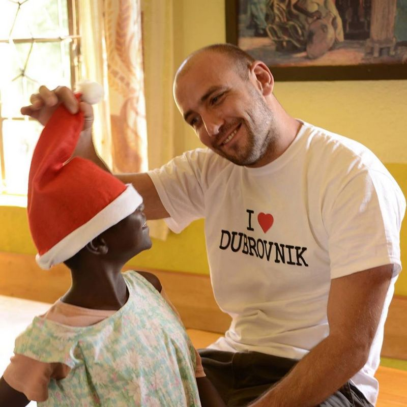 Africa blog Ivan Vukovic Dubrovnik Go Dubrovnik travel blog diary Christmas children