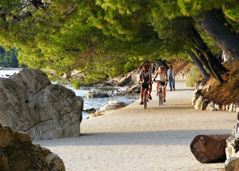 aktivan turizam dubrovnik otok rab