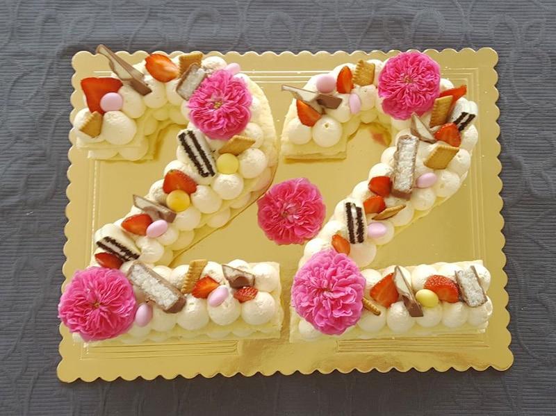 alphabeth cake