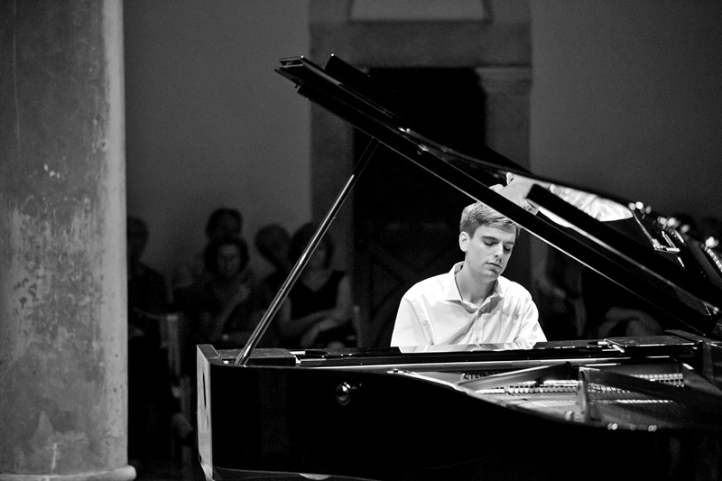 Andrew Tyson International Late Summer Festival Dubrovnik GoDubrovnik Piano