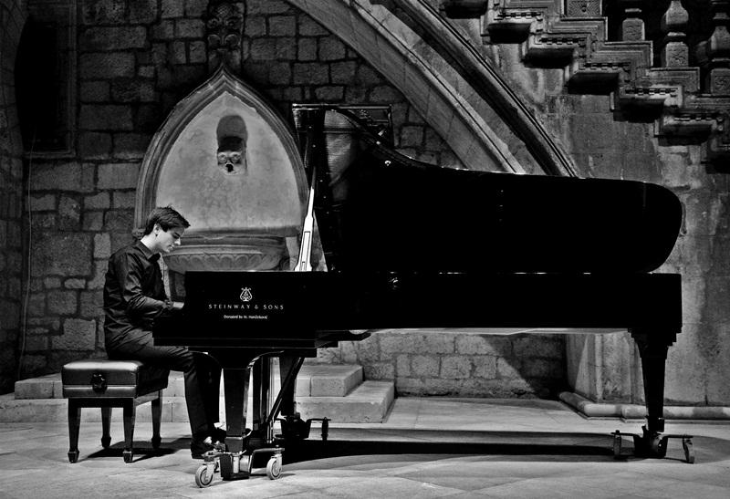 Andrew Tyson International Late Summer Festival Dubrovnik GoDubrovnik