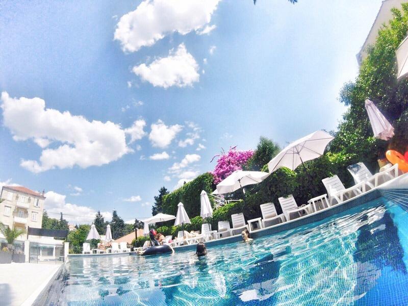 Hotel Aquarius bazen