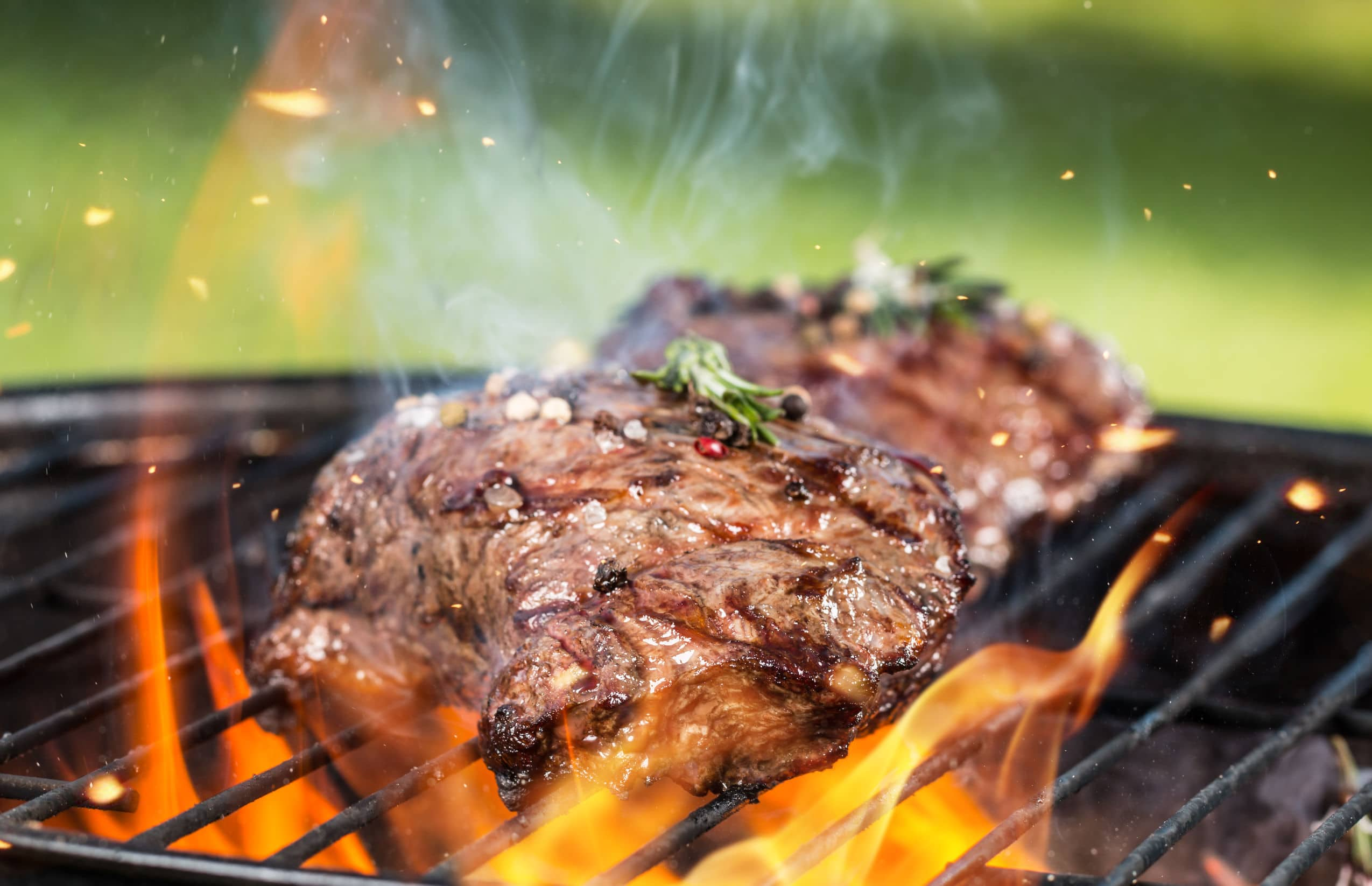 how to make beef on bbq