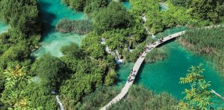 Plitvice Lakes Croatia National Park